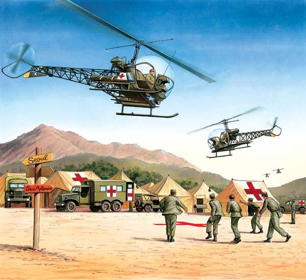 Фото №1 - Вертолетная экспансия