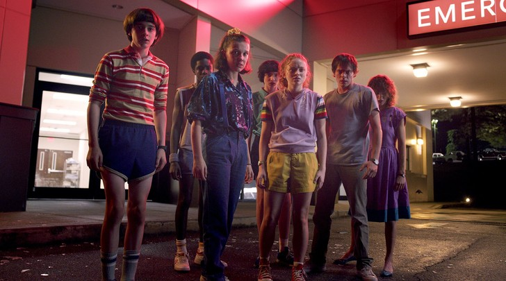 Фото №2 - Почему так долго не выходит четвертый сезон «Очень странных дел»?