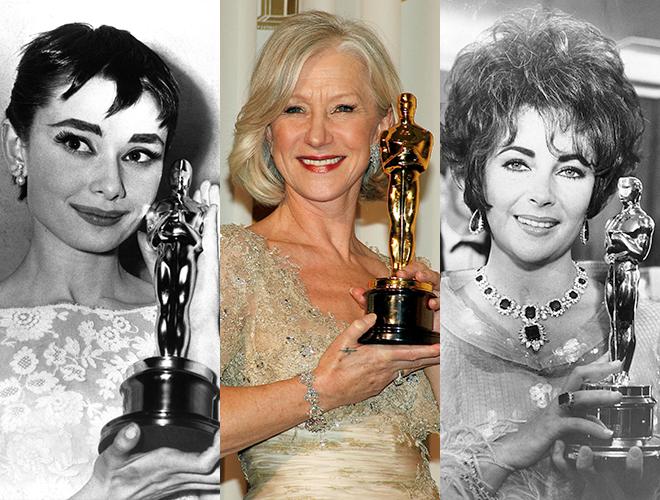 Фото №24 - Как встать, чтобы быть стройнее: позы актрис на «Оскаре»