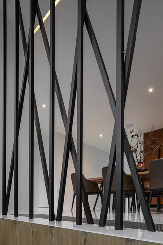 Фото №10 - Трехэтажный особняк по проекту Sergey Makhno Architects в Киеве