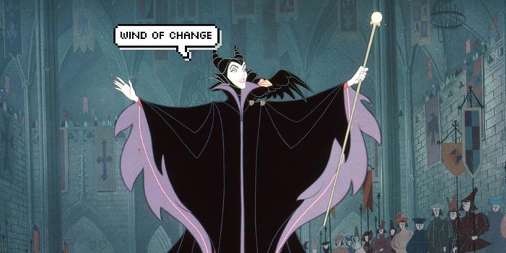 Фото №4 - Модные советы от самых стильных злодеев Disney