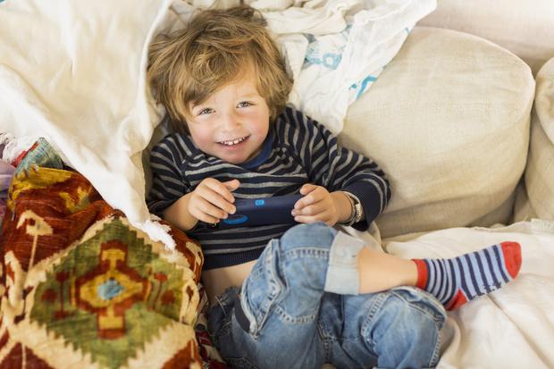 Фото №1 - Мой крошка-озорник: голосуем за самое милое детское фото!