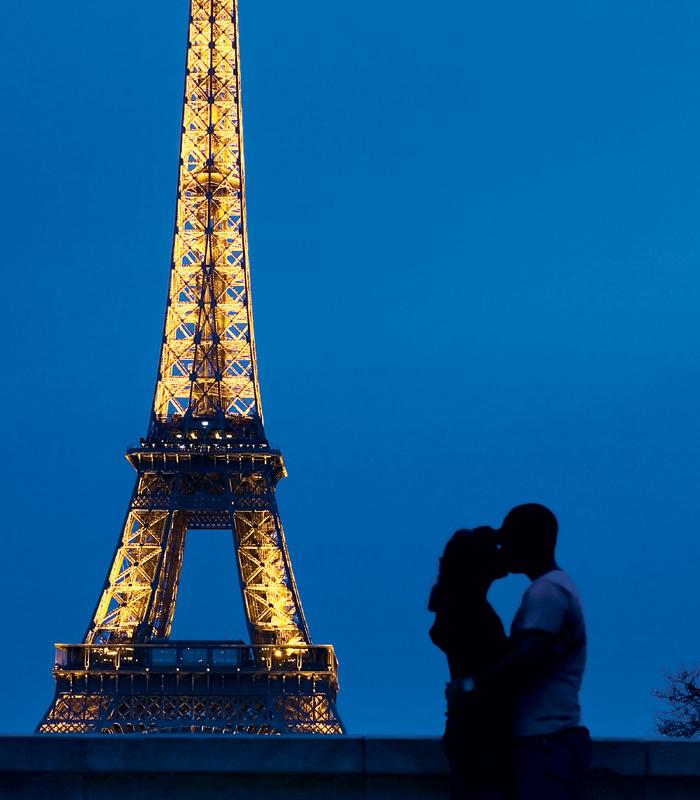 Фото №1 - Французский поцелуй