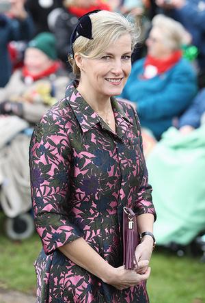 Фото №9 - Софи Уэссекская: тайная модница в королевской семье