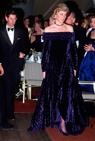 Фото №6 - Как принцесса Диана носила цветные колготки