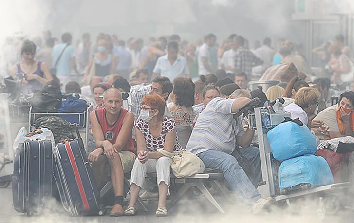 Фото №3 - Ого-гонь XXI века: еще 5 великих пожаров наших дней