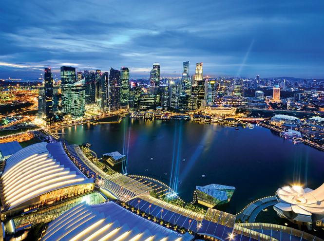 Фото №1 - Лучшие бары Сингапура