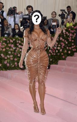 Фото №3 - Модный провал: Джей Ло в костюме, перешитом из культового платья