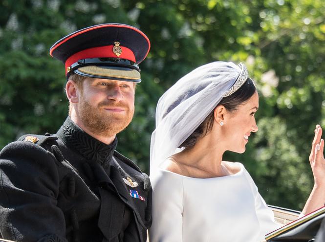 Фото №15 - Дональд Трамп и британская королевская семья: краткая история отношений