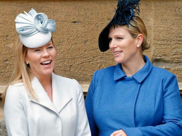 Фото №2 - Как внучка Елизаветы спасает королевскую семью от раскола