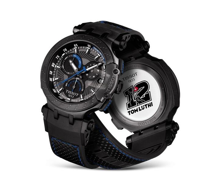 Фото №1 - Пять лучших моделей часов Tissot, посвященных мотоспорту