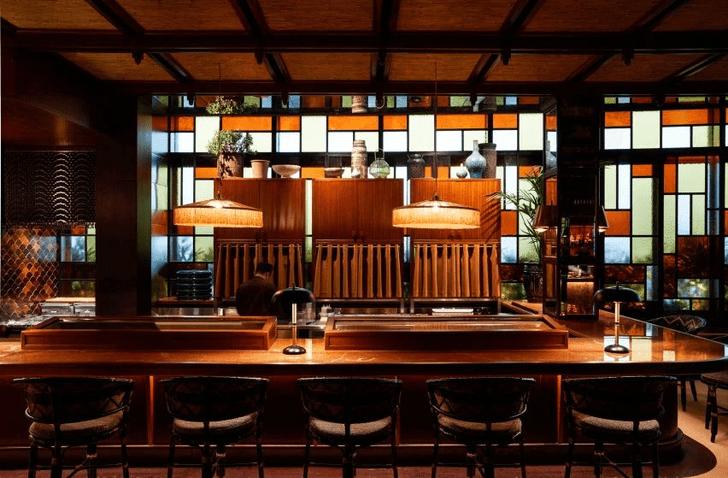 Фото №6 - Японский ресторан Mimi Kakushi в Дубае