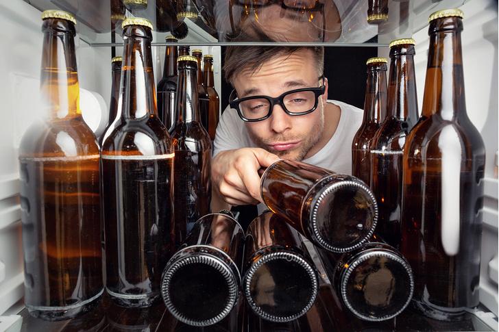 Фото №1 - Банка, бутылка, пластик: какое пиво быстрее охлаждается?