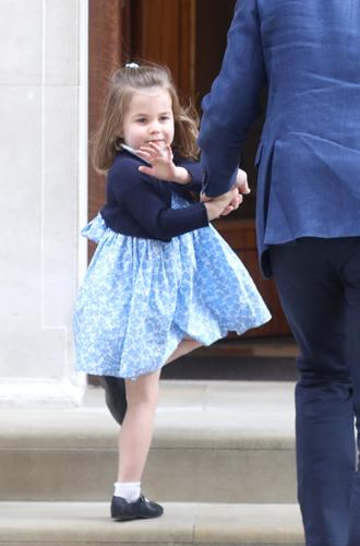 Фото №44 - Принцесса Шарлотта Кембриджская: третий год в фотографиях