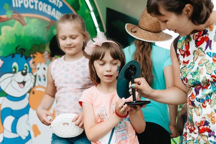 Фото №2 - В саду «Эрмитаж» прошел арт-фестиваль «КругАРТсветка»