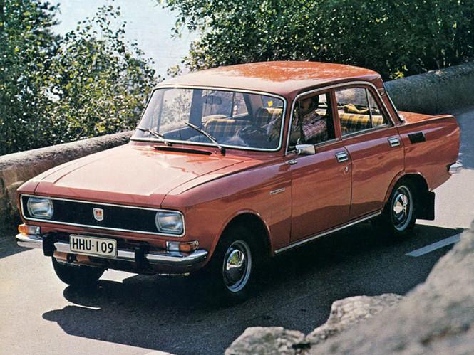 Фото №2 - Пять советских автомобилей, которые могли выглядеть иначе