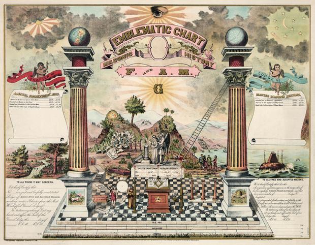 Фото №17 - Виндзоры и масоны: как британская королевская семья связана с братством вольных каменщиков