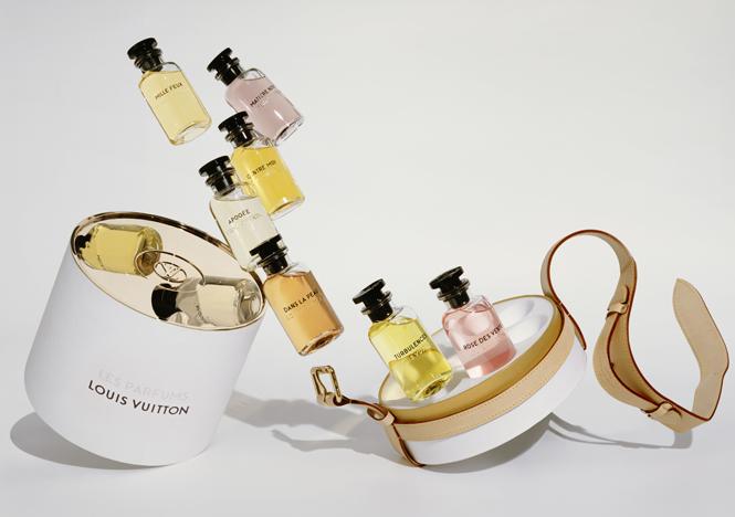 Фото №4 - Открытие парфюмерного корнера Louis Vuitton в Москве