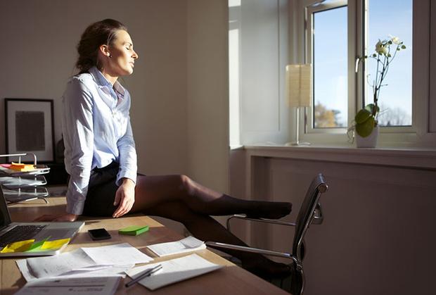 Фото №1 - Окна в офисе необходимы для улучшения качества сна