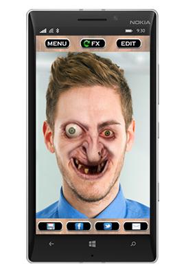 Фото №3 - Топ-5: Приложения с тыквами, зомби и приведениями