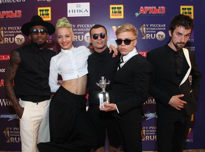 Фото №20 - Объявлены лауреаты Русской Музыкальной Премии телеканала RU.TV