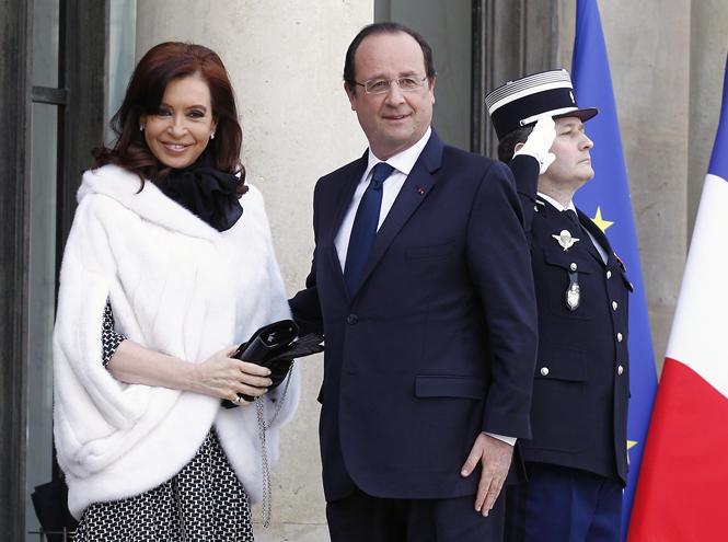 Фото №12 - «Дипломатия сумочки»: женщины в большой политике