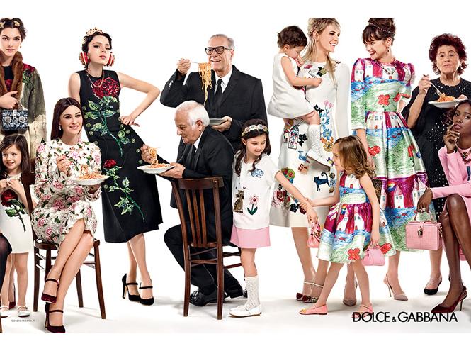 Фото №17 - Новая рекламная кампания Dolce&Gabbana