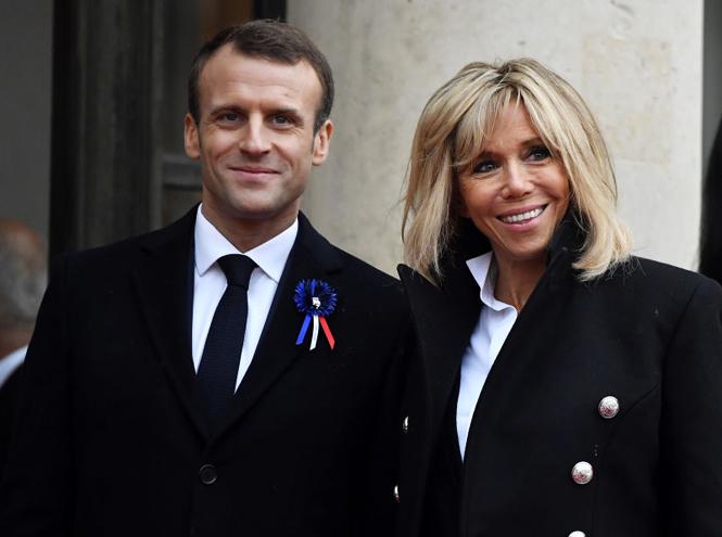 Фото №3 - Сколько Франция тратит на Брижит Макрон?