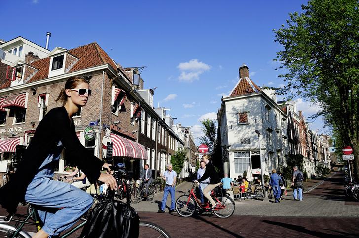 Фото №3 - Звенья одной цепи: Как голландцы заново изобрели велосипед