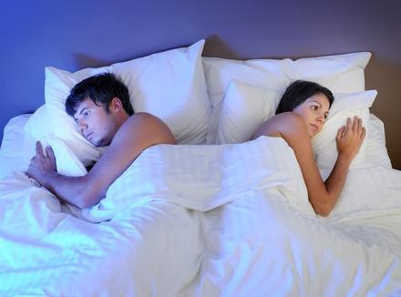 Как стресс влияет на сексуальную жизнь