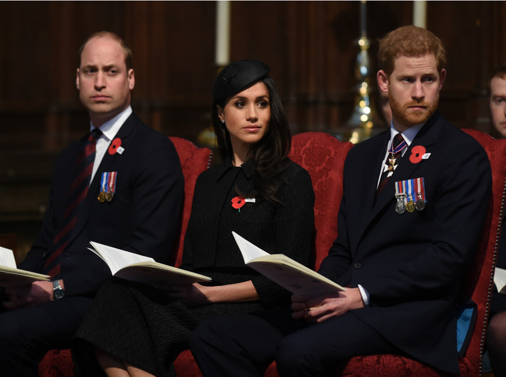 Фото №3 - Принц Уильям впервые прокомментировал уход Сассекских из БКС