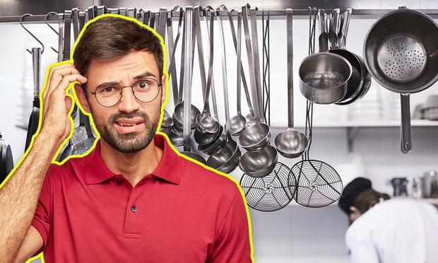 Фото №1 - Тест. Знаешь ли ты правильные названия кухонной утвари?