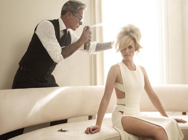 Фото №2 - Почему (и как) новый лак для волос от Oribe сделает вас звездой