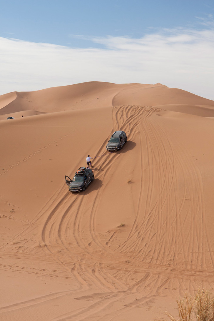 Фото №8 - Renault Duster: до Сахары подбросишь?