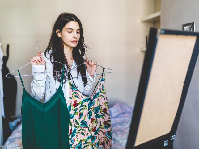 Фото №2 - Как адаптировать гардероб после диеты: советы эксперта
