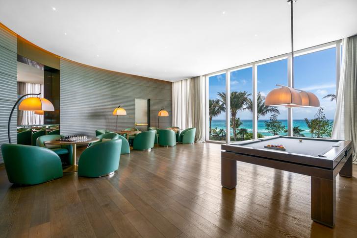 Фото №8 - Небоскреб по проекту Сезара Пелли и Джорджо Армани в Майами