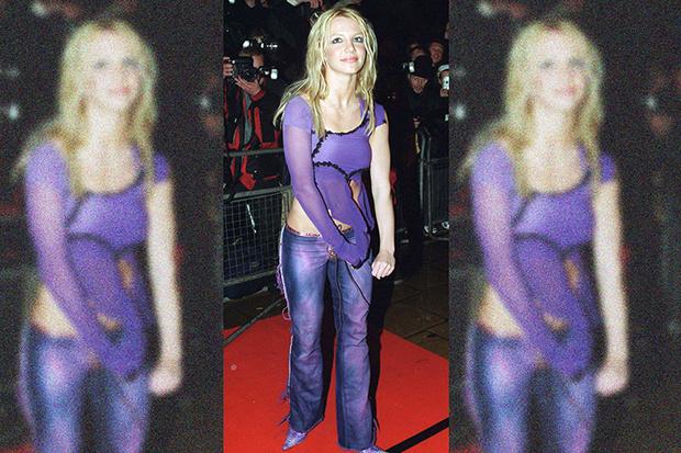Фото №5 - Худшие наряды Бритни Спирс