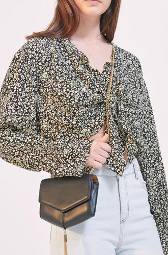 Фото №3 - Тренды весны в новой коллекции сумок и обуви Sandro SS17