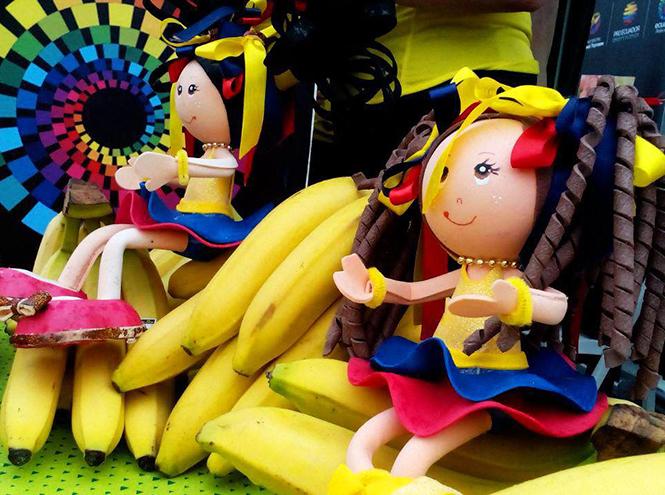 Фото №3 - В парке МУЗЕОН прошел «День Эквадора»