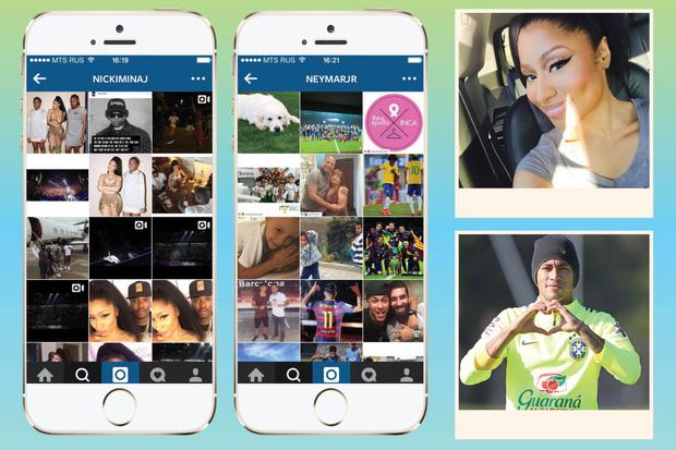 Фото №5 - Топ-20: Самые популярные звезды в Instagram
