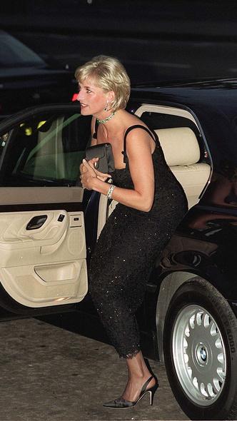 Фото №9 - Любимые сумки принцессы Дианы