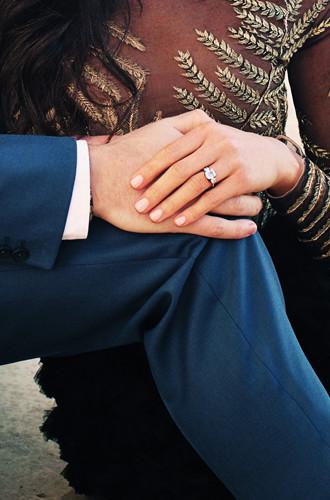 Фото №13 - Фото с намеком: 5 фактов о помолвочной фотосессии принца Гарри и Меган Маркл