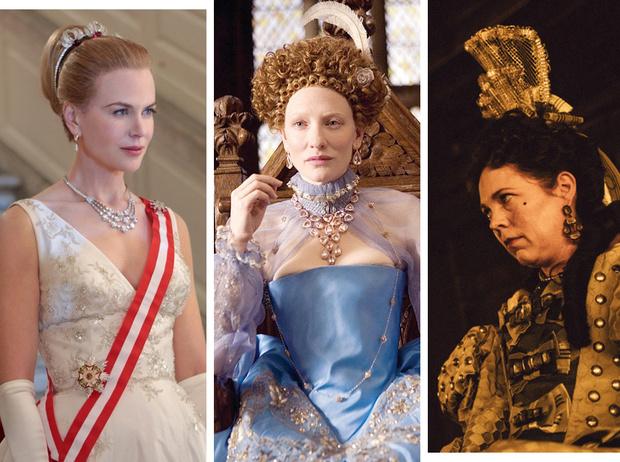 Фото №1 - Кейт Бланшетт, Николь Кидман и другие актрисы, сыгравшие реальных королев