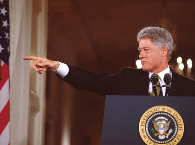 Фото №3 - Клинтон и Левински: новый взгляд на громкий сексуальный скандал