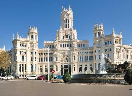 Фото №1 - В Мадриде беспокойно
