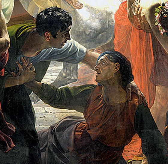 Фото №13 - Клоны любимой: занимательные факты о самой известной картине Брюллова