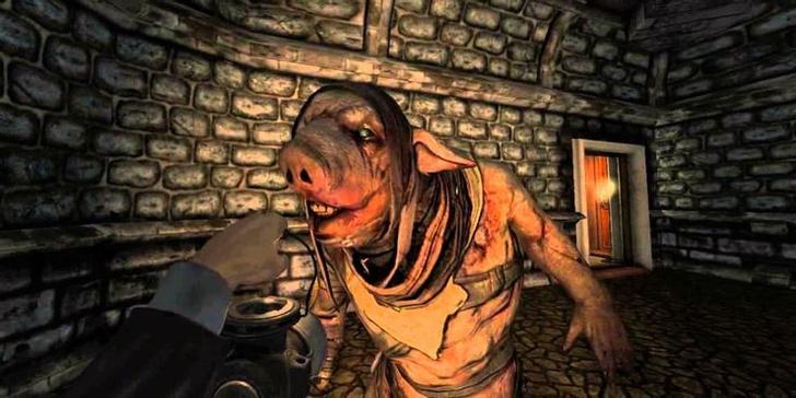 Фото №5 - 10 реально криповых видеоигр (кроме Resident Evil и Silent Hill)