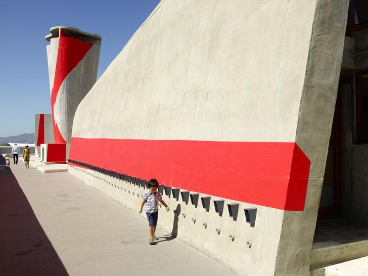 Фото №3 - Под открытым небом Марселя: современное искусство, Ле Корбюзье и Longchamp