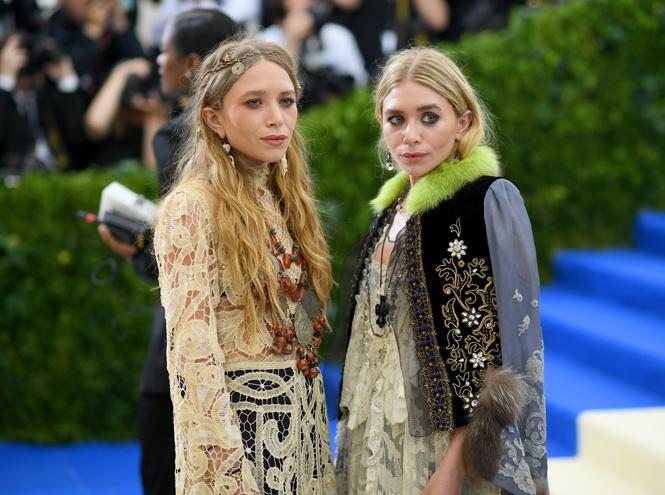Фото №1 - А две лучше: как сестры Олсен покорили мир моды
