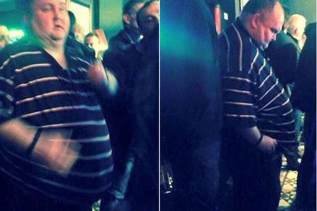 Фото №1 - В ответ хейтерам «Танцующий мужчина» зажег на вечеринке со звездами